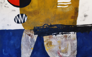 The gift|PinturadeHéctor Glez| Compra arte en Flecha.es
