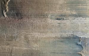 Composición matérica beige|PinturadeEnric Correa| Compra arte en Flecha.es