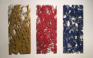Triptico 2|EsculturadeKrum Stanoev| Compra arte en Flecha.es