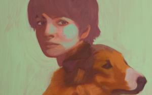 Dos de Cinco PinturadeIrene Marzo  Compra arte en Flecha.es