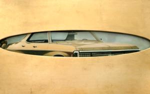 CAR-GIRL|PinturadeEnrique González| Compra arte en Flecha.es