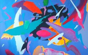 MOONLIGHT SONATA|PinturadeValeriano Cortázar| Compra arte en Flecha.es