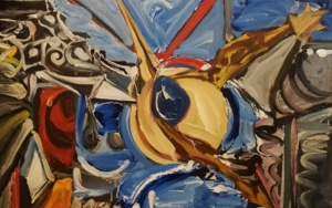 CALAMELA|PinturadeEnrique Porta| Compra arte en Flecha.es
