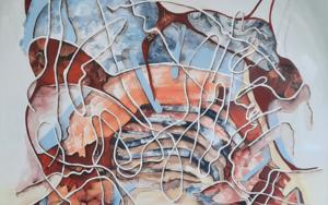 El monte manzano CollagedeLoresaff  Compra arte en Flecha.es