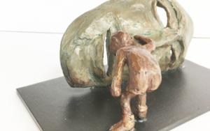 Curiosidad 5 EsculturadeAna Valenciano  Compra arte en Flecha.es