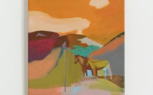 Nunca estuve allí I|PinturadeIrene Marzo| Compra arte en Flecha.es