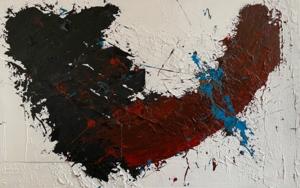 SOBRE EL INFINITO PinturadeALFREDO MOLERO DOVAL  Compra arte en Flecha.es