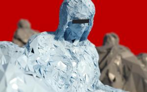 La Pietat 2.0|DigitaldeJavier Bueno| Compra arte en Flecha.es