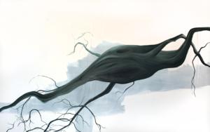 Raíces #02|PinturadeAya Eliav| Compra arte en Flecha.es