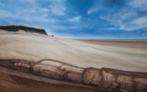 El Hombre del Mar Viene y al Mar Va|PinturadeBartolomé Junquero| Compra arte en Flecha.es