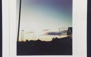 Evening sky│acid-free photo paper│printed and produced in the UK│origin|FotografíadeJHIH YU CHEN| Compra arte en Flecha.es