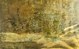 Amanecer en las dunas|PinturadeEnric Correa| Compra arte en Flecha.es