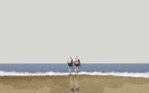 """ Locals Only ""|CollagedeGabriel Aranguren| Compra arte en Flecha.es"