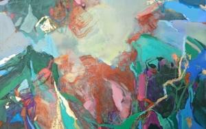 Reconnecting 1|PinturadeMagdalena Morey| Compra arte en Flecha.es