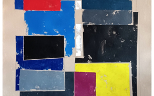 NG 23   (papel 65x50)|PinturadeLuis Medina| Compra arte en Flecha.es