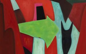 Abstract Composition 10 PinturadeHelena Revuelta  Compra arte en Flecha.es