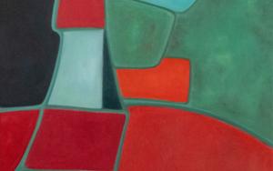 Abstract Composition 4 PinturadeHelena Revuelta  Compra arte en Flecha.es