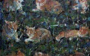 Bingo|PinturadeAmaya Fernández Fariza| Compra arte en Flecha.es