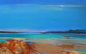 Rising Tide 2 PinturadeMagdalena Morey  Compra arte en Flecha.es