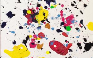 Constelación de color 2|PinturadeRemedios Rubiales| Compra arte en Flecha.es