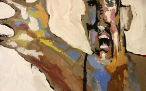 Grito libertario|CollagedePittis Art| Compra arte en Flecha.es