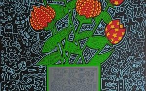 El ritmo de la noche PinturadePhilip Verhoeven  Compra arte en Flecha.es
