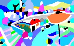 La cantera Obra gráficadeALEJOS  Compra arte en Flecha.es