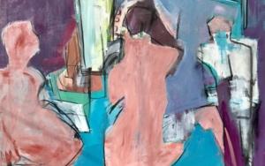 Night Club|PinturadeOscar Leonor| Compra arte en Flecha.es