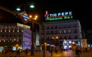 Sol nocturno|FotografíadeYabar| Compra arte en Flecha.es