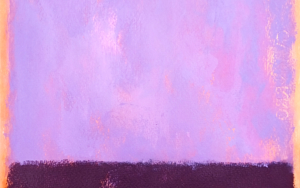 Black and violet|PinturadeLuis Medina| Compra arte en Flecha.es
