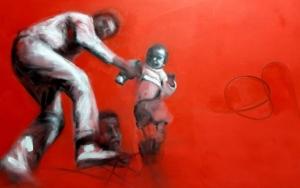 POR UNA NUEVA VIDA|PinturadeEva Villalba| Compra arte en Flecha.es