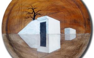 Refugio de guerra # 10 PinturadeAya Eliav  Compra arte en Flecha.es