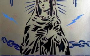 Tormento II (Carmén)|PinturadeCarlos Madriz| Compra arte en Flecha.es