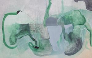 Aire II|PinturadeJeronimo Maya Moreno| Compra arte en Flecha.es