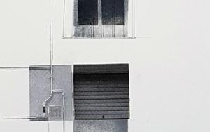 Ventanas 3 CollagedeVirginia Moncalián  Compra arte en Flecha.es