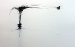 blue 0947|DibujodeMarcela Jardón| Compra arte en Flecha.es