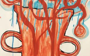 Shadows of a forgotten plant|DibujodeLisa| Compra arte en Flecha.es