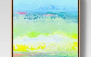 OH SO QUIET|PinturadeANA KAI| Compra arte en Flecha.es