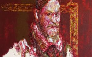 INOCENCIO X PinturadeJuan Chamizo  Compra arte en Flecha.es