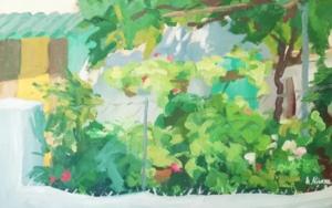 Poleo|PinturadeAngeli Rivera| Compra arte en Flecha.es