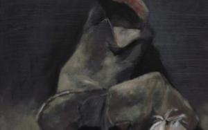 Mis botas con ajo PinturadeGonzho  Compra arte en Flecha.es