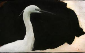 Garza|PinturadeEnrique González| Compra arte en Flecha.es