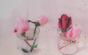 Rosas de Invierno II Obra gráficadeAntonio López  Compra arte en Flecha.es