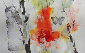 Tintas de Otoño nº6|DibujodeMartmina| Compra arte en Flecha.es