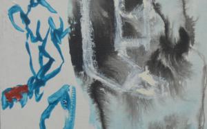 El Señor y la Señora Andrews (cartón IX) PinturadeCelia Muñoz  Compra arte en Flecha.es