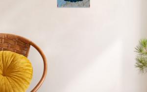 Impronta #12 (Limites acuáticos 2)|PinturadeFabiana Zapata| Compra arte en Flecha.es