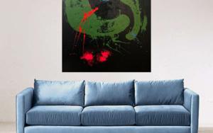 VIBRACIONES|PinturadeALFREDO MOLERO DOVAL| Compra arte en Flecha.es