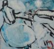 El Señor y la Señora Andrews (cartón V) | Pintura de Celia Muñoz | Compra arte en Flecha.es