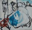 El Señor y la Señora Andrews (cartón VI) | Pintura de Celia Muñoz | Compra arte en Flecha.es