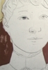 Retrato IV | Obra gráfica de Enrique González (TDP) | Compra arte en Flecha.es
